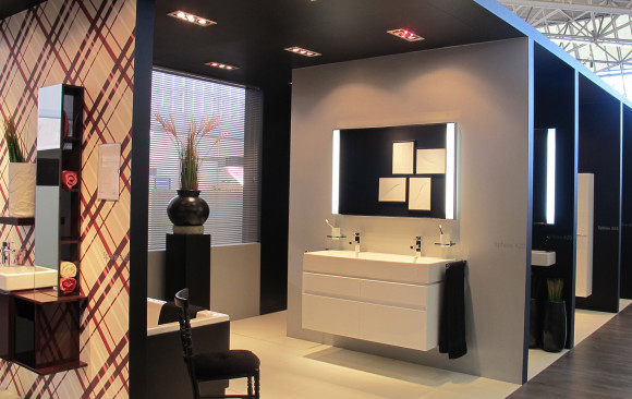 SPHINX showrooms en beursstands